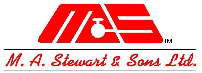 MA Stewart logo