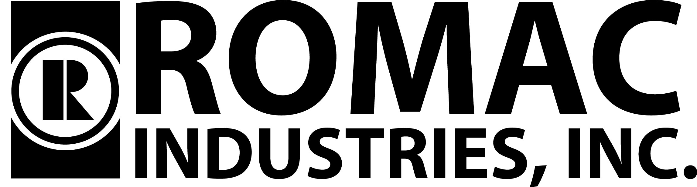 Romac Industries logo