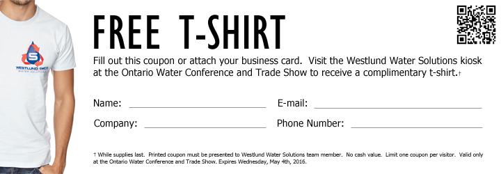 Westlund Shirt Coupon
